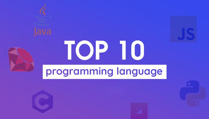 Ngôn ngữ lập trình hót nhất