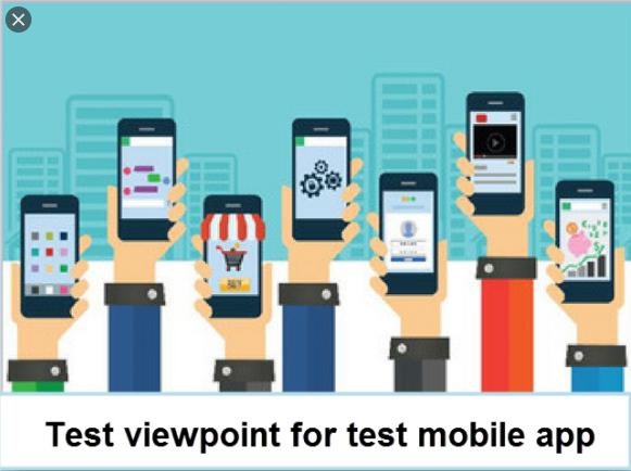 Test mobile là gì