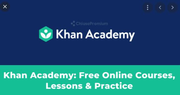 Khan Academy hoạt động như thế nào