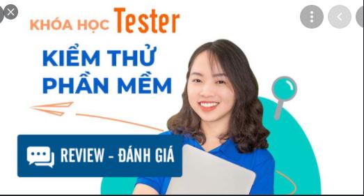 Review Trung tâm Tester Hà Nội